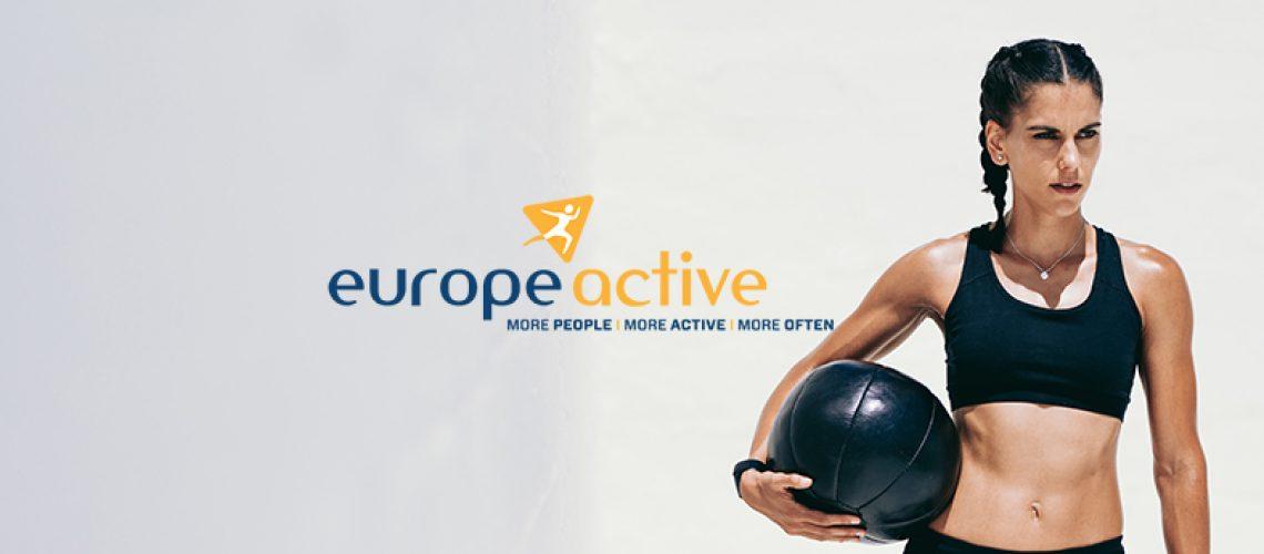 Personlig tränare med EuropeActive licens
